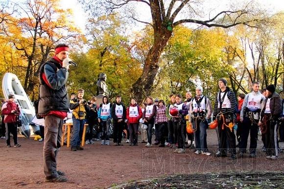 Искатели городских приключений провели Urban Race: Фото