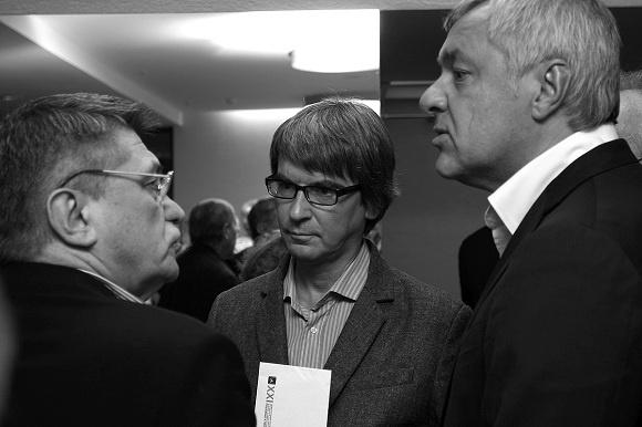 Режиссер Александр Сокуров получил «Золотого Кентавра»: Фото