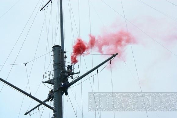 Захват «Авроры»: фоторепортаж: Фото