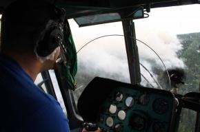Пропавший вертолет МЧС нашли