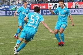 «Зенит» готовится к «Динамо»