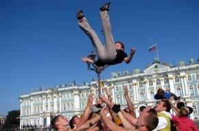 Богатые выходные: что будет происходить в Петербурге 8 и 9 октября 2011 года