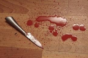 Психбольной с двумя ножами ранил полицейского в Петербурге