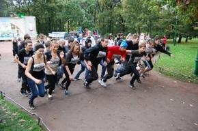 В Таврическом саду билось «Жемчужное сердце Петербурга»