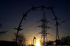 В Приморском районе без света остались 40 зданий