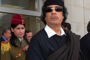Блогеры: Каддафи жив!