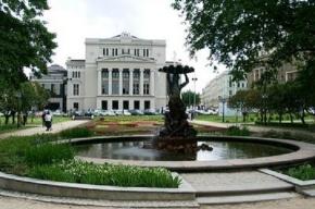 Латвийская национальная опера в Петербурге