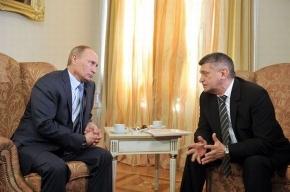 Путин обсудил с Сокуровым ситуацию вокруг «Ленфильма»