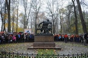 Торжества по случаю 200-летия Царскосельского лицея: Путин побывал у Пушкина