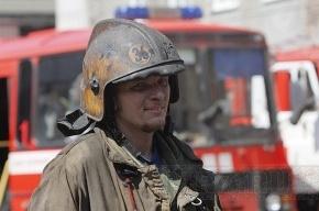 За сутки в городе произошло семь пожаров