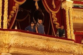 Открытие Большого театра: фоторепортаж