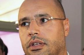 Сын Каддафи пытается бежать из Ливии