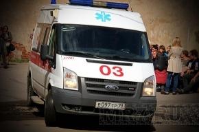 На Московском проспекте умер немецкий турист