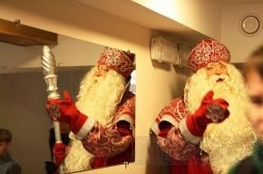 Встреча Деда Мороза в Петербурге обойдется в 12 миллионов рублей