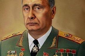 Экс-депутат хочет поставить перед Смольным памятник Путину