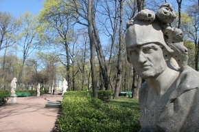 В Петербурге пытались похитить скульптуру