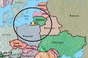 Под Петербургом «Искандер» воюет с условными диверсантами