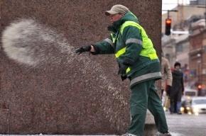Соль вернется на дороги Петербурга