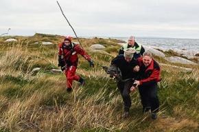 Искали одного — спасли другого: на необитаемом острове в Белом море случайно нашли робинзона