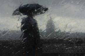 На выходных в Петербурге и области - ветер и дождь