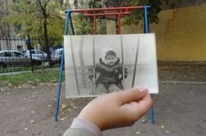 Петербуржцы нашли способ вместить прошлое в настоящее