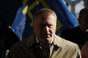 Жириновский ждет еще арестов в Украине