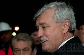 Полтавченко  поставил рекорд по ответам в Твиттере