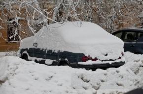 Москва предлагает помощь губернатору Петербурга в уборке снега этой зимой