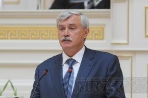Полтавченко: помощников депутатов будут выбирать