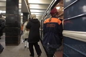 В метро разбили  банку с ядовитой ртутью