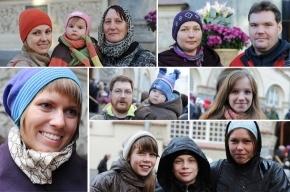 Зачем петербуржцы идут к Поясу Богородицы