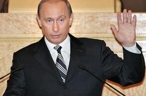 Путин испытал отвращение от просмотра телевизора
