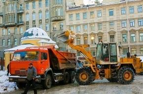 Убирать снег помогут высококвалифицированные белорусские гастарбайтеры