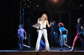 В театре «Зазеркалье» - премьера мюзикла о проблемах звезд