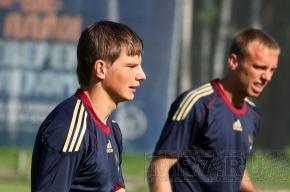 Аршавин хотел бы сыграть на Евро-2012 с немцами, голландцами и поляками