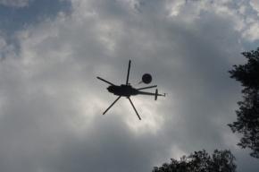 Пропал вертолет МЧС