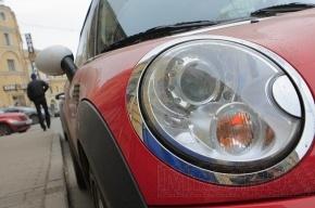 Машины петербуржцев угоняют по средам и четвергам