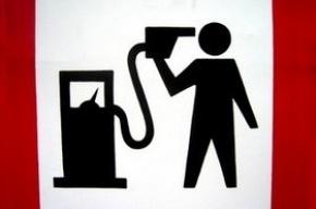 Автомобилисты Петербурга протестуют против высоких цен на бензин