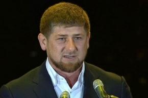 Рамзан Кадыров заявил, что его финансирует Аллах