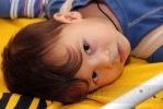 Американские клоуны надели красные носы в питерских больницах: Фоторепортаж