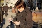 Защитники геев и лесбиянок провели в Петербурге серию одиночных пикетов: Фоторепортаж