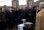Сегодня в Петербурге открылся парк Воинской славы: Фоторепортаж