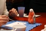 Роман Широков предпочел оранжевый цвет бело-голубому: Фоторепортаж