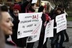 Фоторепортаж: «Марш матерей: женщины заявили о своих требованиях»