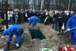 Похороны МС Вспышкина: внучка Вероника плакала и обещала жить, как он учил: Фоторепортаж