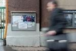 В Москве появились плакаты с призывом рожать от Путина: Фоторепортаж