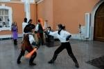 Фоторепортаж: «Фехтовальный праздник в Петропавловке: фоторепортаж»