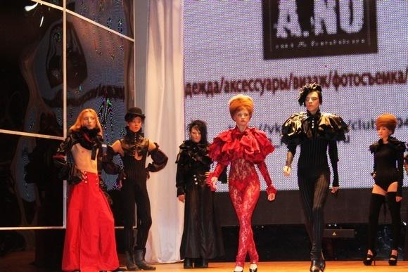 «Осенние дни дизайна и моды» прошли в Петербурге: Фото