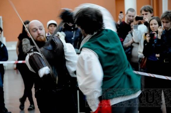 Фехтовальный праздник в Петропавловке: фоторепортаж: Фото
