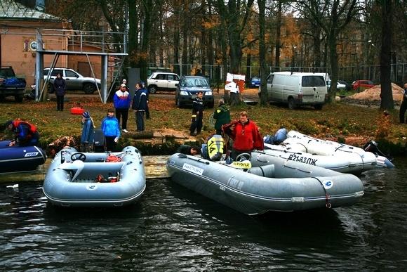 «Ледяная гонка» прошла в Петербурге: Фото